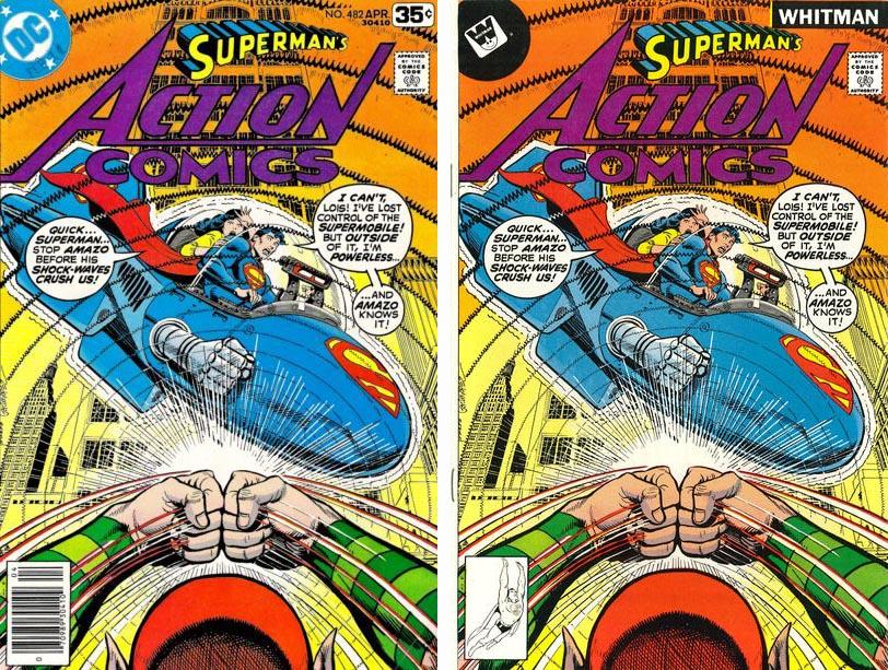 Action Comics #482