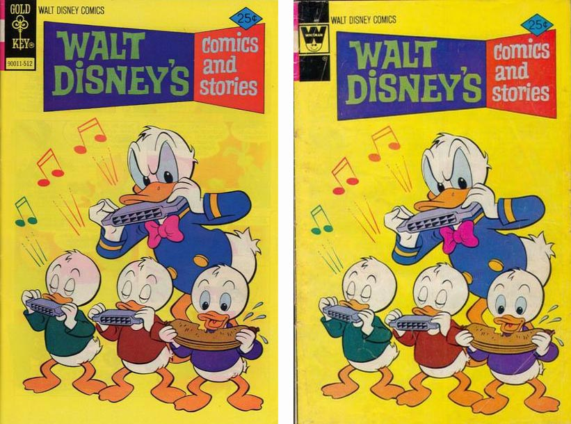 Walt Disney's Comics and Stories #423