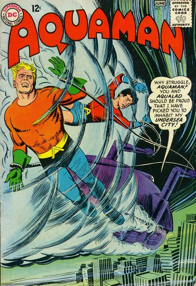 Aquaman from 1964!