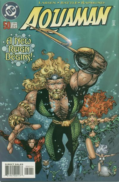 Aquaman from 1998!