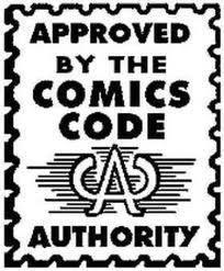 Comics Code Authority