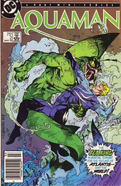 Aquaman from 1986!