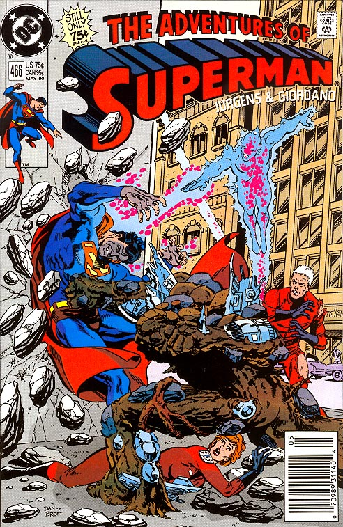 Adventures of Superman 466