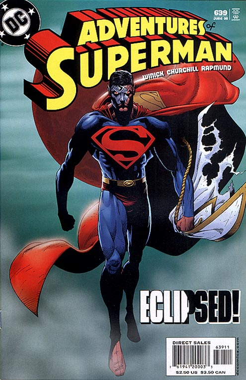 Adventures of Superman 639