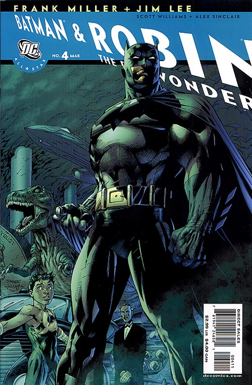All Star Batman & Robin 4