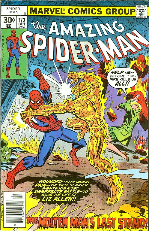 Amazing Spider-Man 173