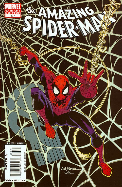 Amazing Spider-Man 577 (Incentive Sal Buscema Variant)