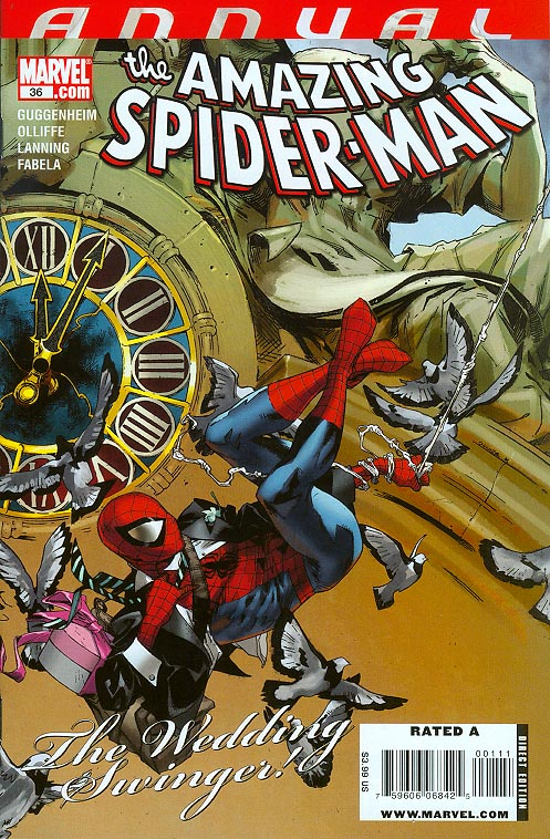 Amazing Spider-Man Annual 36