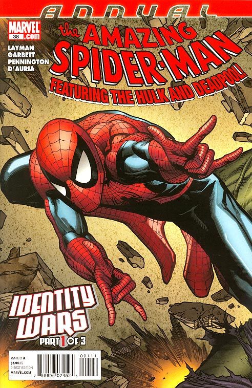 Amazing Spider-Man Annual 38