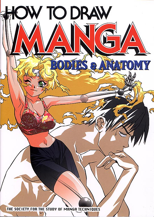 How To Draw Manga Bodies & Anatomy ( 132 pages)