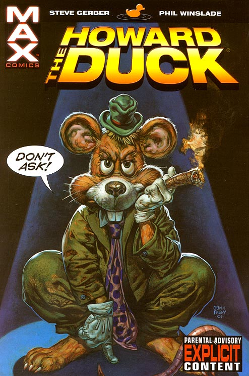 Howard The Duck TP