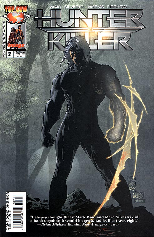 Hunter Killer (Image) 2 (Marc Silvestri Cvr)