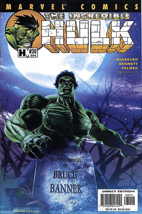 Incredible Hulk vol 2 - 30