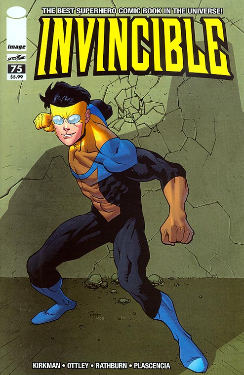 Invincible 75 ( 1 in 50 Incentive Variant)