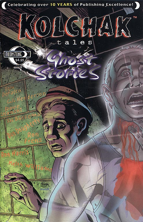 Kolchak Tales Ghost Stories (Cover B)