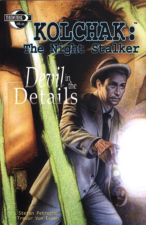 Kolchak The Night Stalker (Moonstone) Devil In The Details