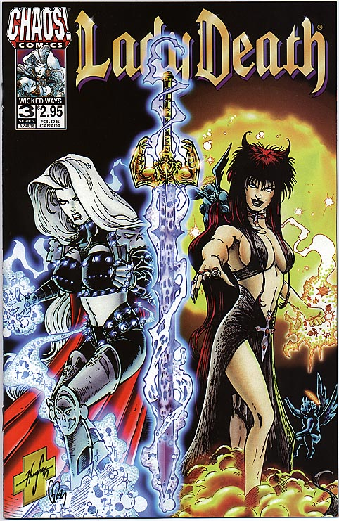 Lady Death vol 2 - 3
