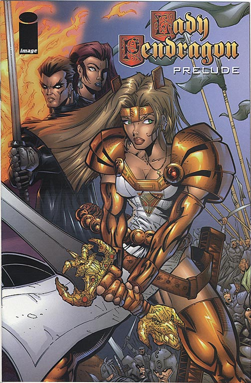 Lady Pendragon Prelude (DF Excl Alt cvr 1 of 6000 )