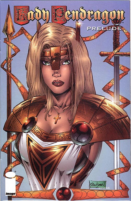 Lady Pendragon Prelude 1 (DF Excl Variant 1 of 15000 )
