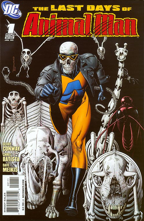 Last Days of Animal Man 1 (of 6 )