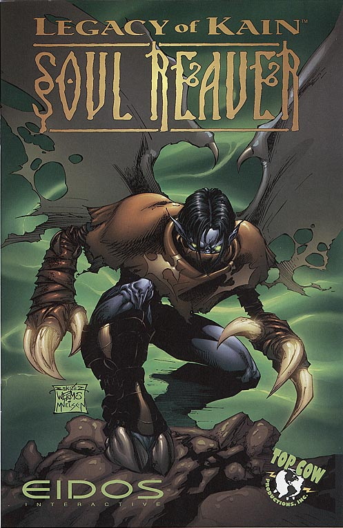 Legacy of Kain Soul Reaver Special 1