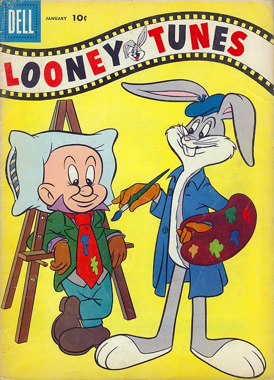 Looney Tunes (Dell) 195