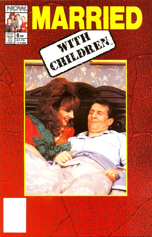 Married With Children (NOW Comics) 6