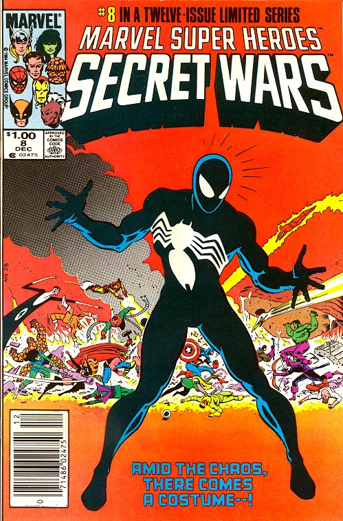 Marvel Super Heroes Secret Wars 8 (of 12 )