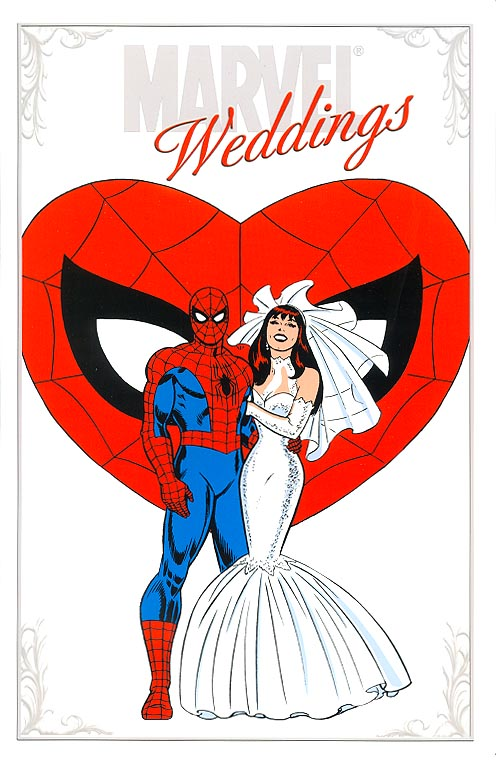 Marvel Weddings TP