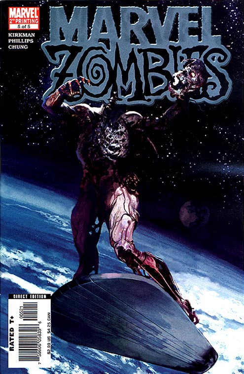 Marvel Zombies 5 (of 5 ) (Second Printing)