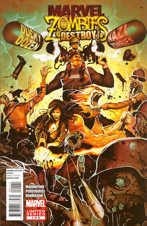 Marvel Zombies Destroy 1 (of 5 )