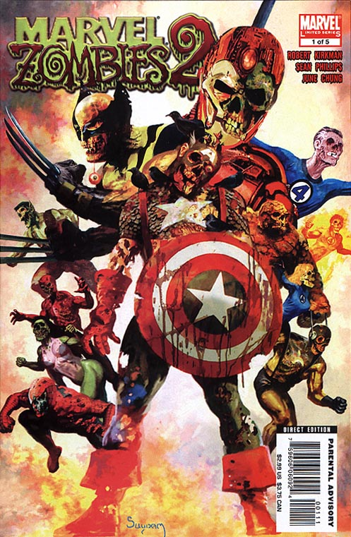 Marvel Zombies 2 1 (of 5 )