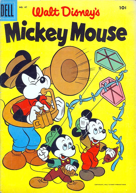 Mickey Mouse (Dell) 47