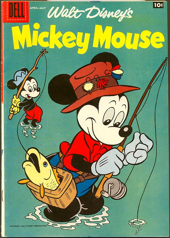 Mickey Mouse (Dell) 59