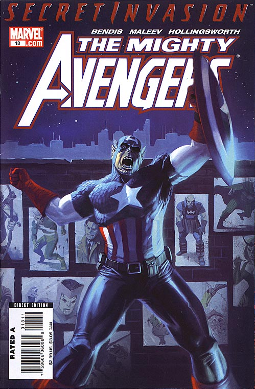 Mighty Avengers 13