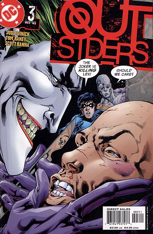 Outsiders vol 3 - 3