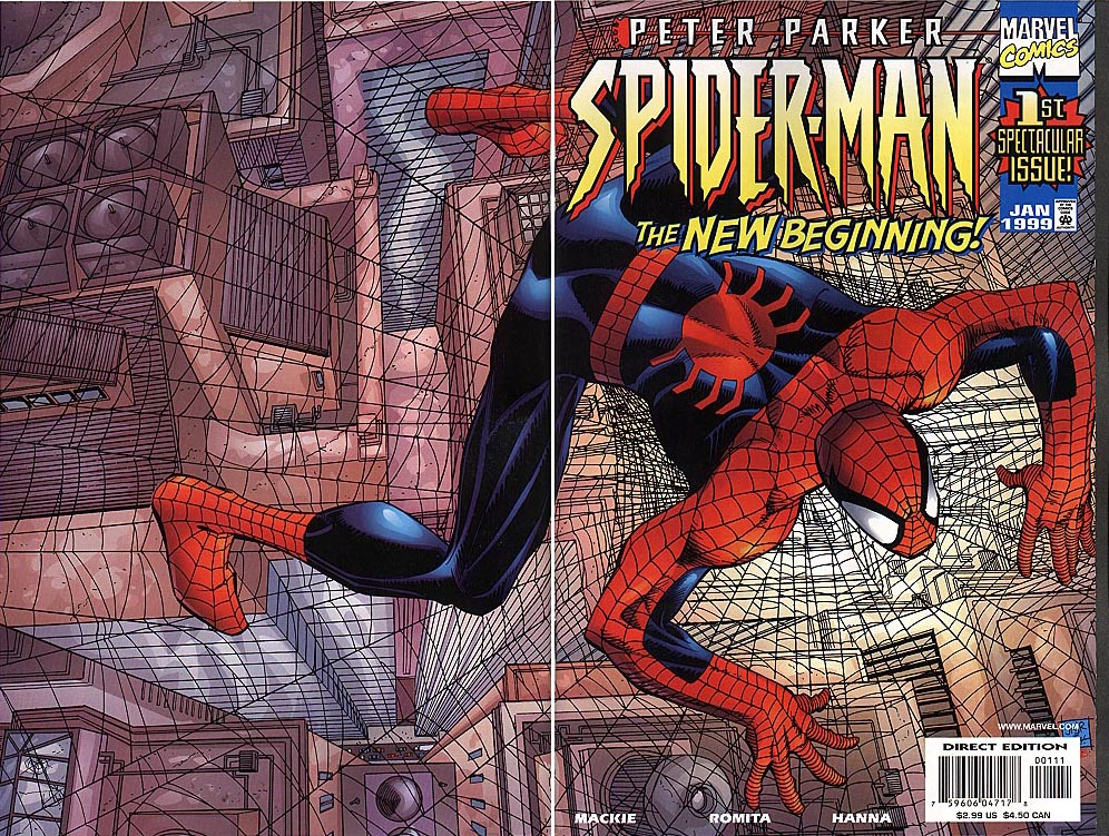 Peter Parker Spider-Man vol 2 - 1