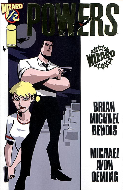 Powers one half (Wizard Gold Foil Special Edition)