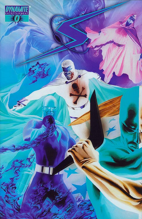 Project Superpowers 0 (Incentive 1 in 50 Alex Ross Negative Cvr)