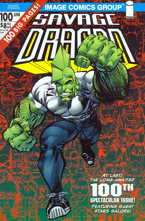 Savage Dragon 100