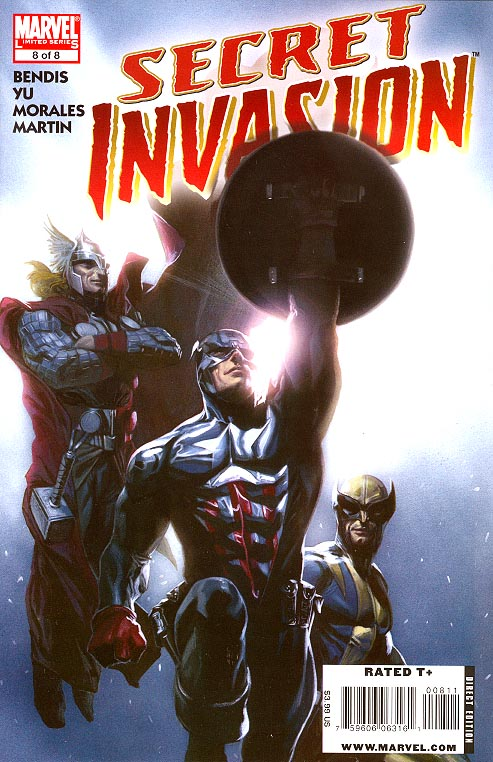 Secret Invasion 8 (of 8 )