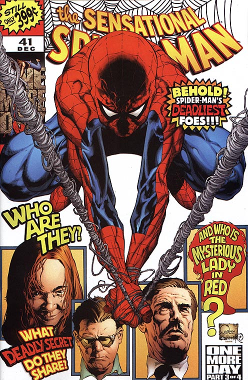 Sensational Spider-Man vol 2 - 41