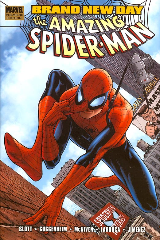 Spider-Man Brand New Day HC 1