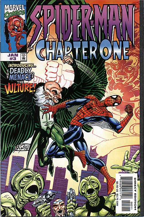 Spider-Man Chapter One 3