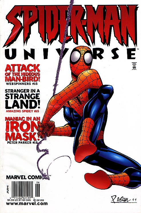 Spider-Man Universe (giant with reprints) 3