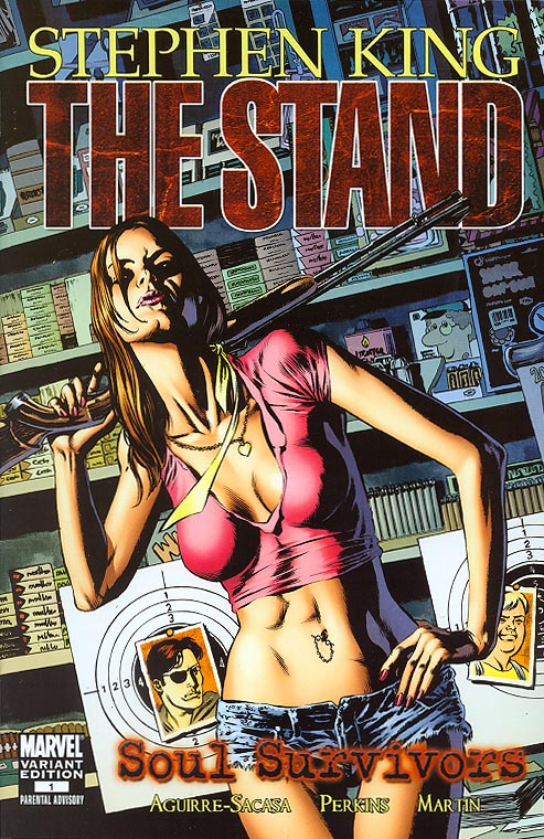 Stand Soul Survivors 1 (of 5 ) ( 1 in 25 Incentive Variant)