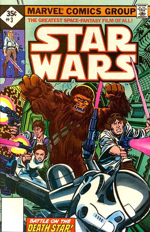Star Wars (Marvel) 3