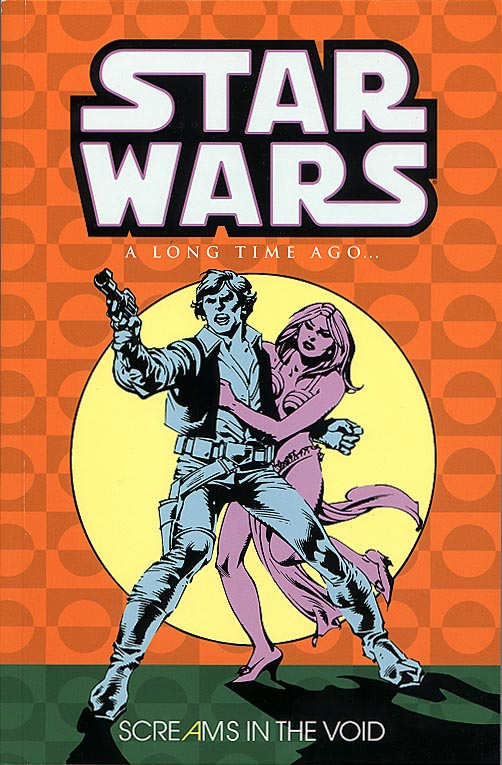 Star Wars A Long Time Ago TP volume 4