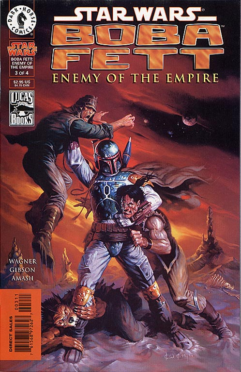 Star Wars Boba Fett Enemy of the Empire 3 (of 4 )