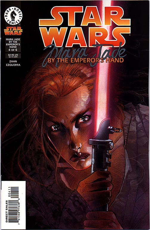 Star Wars Mara Jade by the Emporers Hand 4 (of 6 )